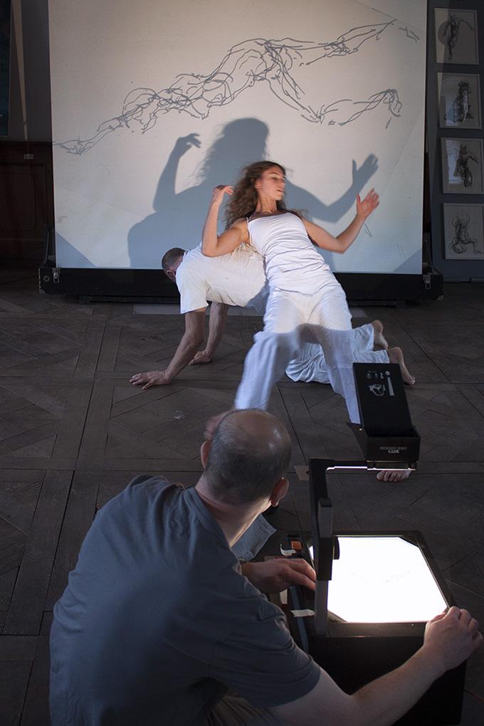 Performance: Eberhard Bitter, Marcus Baierling und Esther Regler