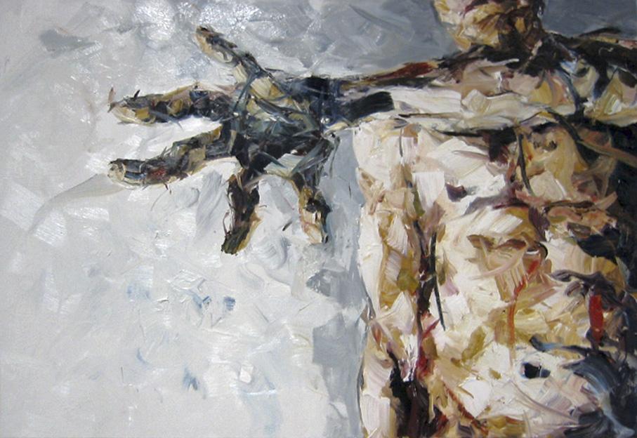 Torso 3 · 2011 · 70 x 100 cm