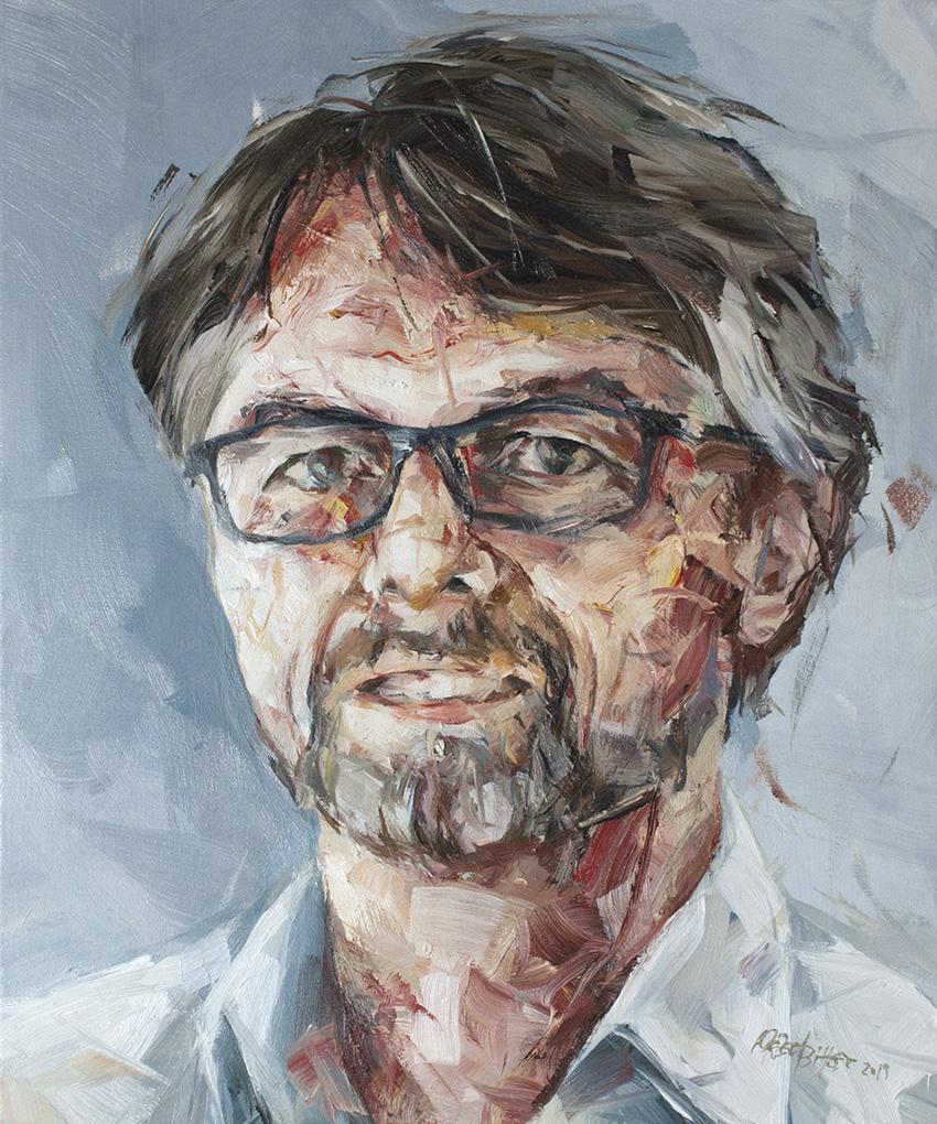 Eberhard Bitter: Porträt Axel Schöber