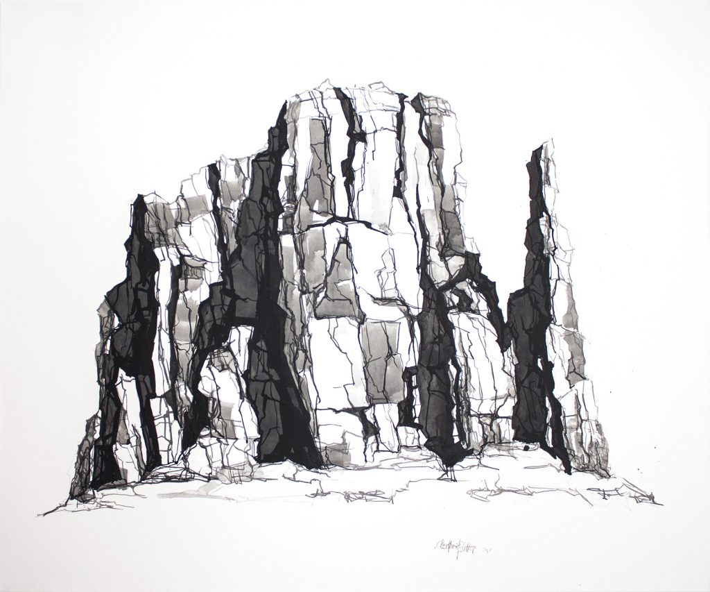 Eberhard Bitter · 100 x 120 cm
