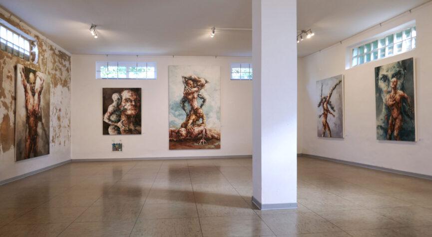 Eberhard Bitter: Malerei und Zeichnung